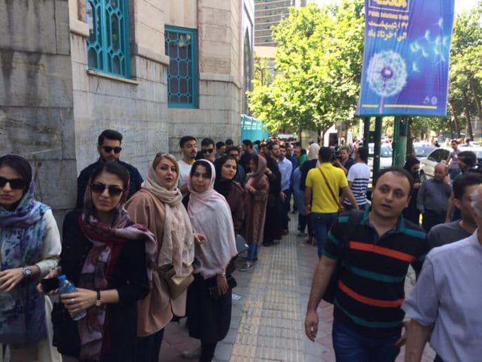 Iran al voto per le presidenziali