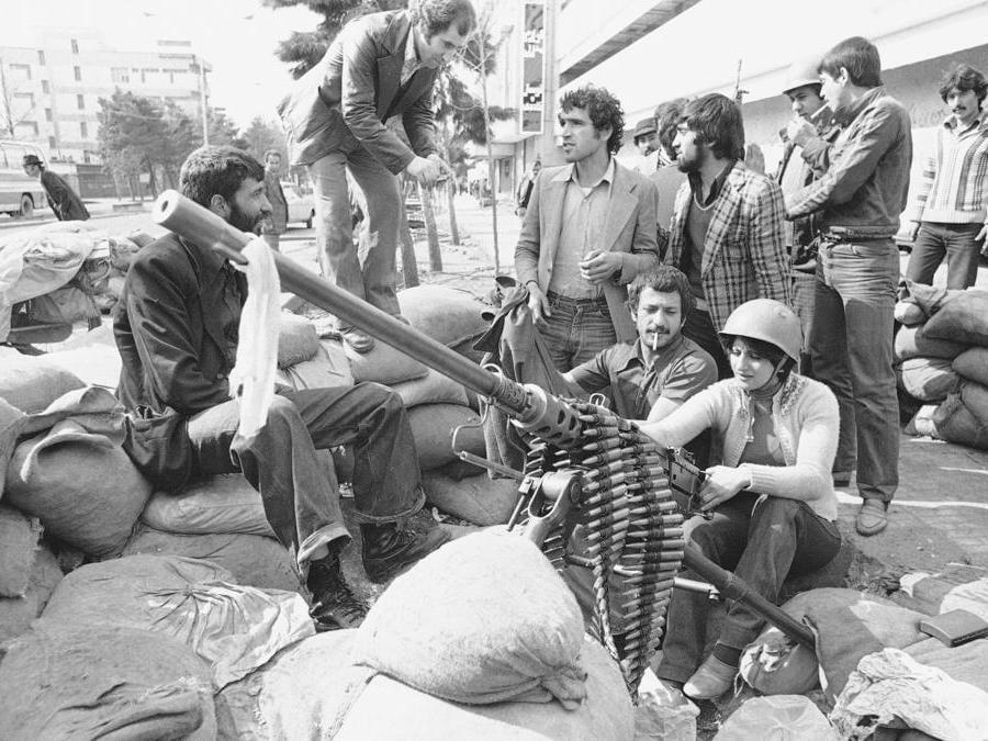 Foto del 1979 (Ap)