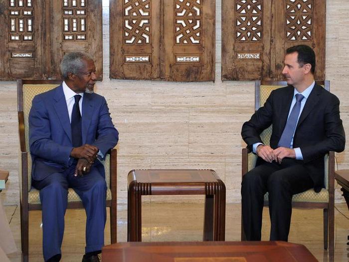 Kofi Annan, una vita alle Nazioni Unite