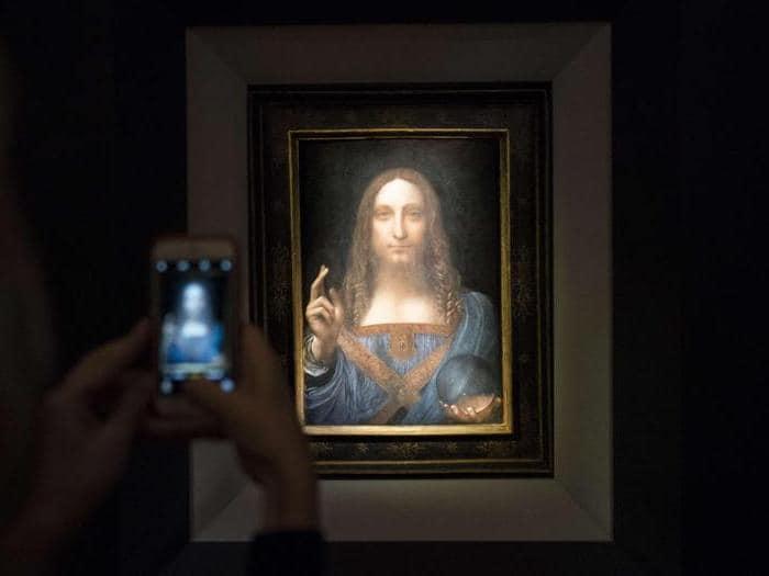 """L'asta del """"Salvator Mundi"""" di Leonardo"""
