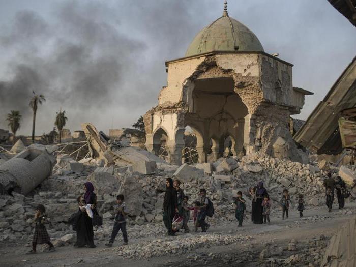 La liberazione di Mosul