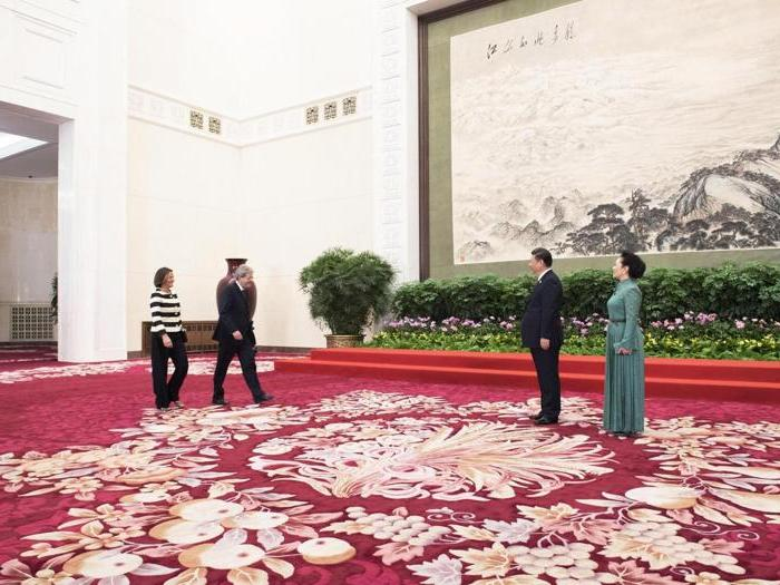 La nuova Via della Seta: Gentiloni in Cina