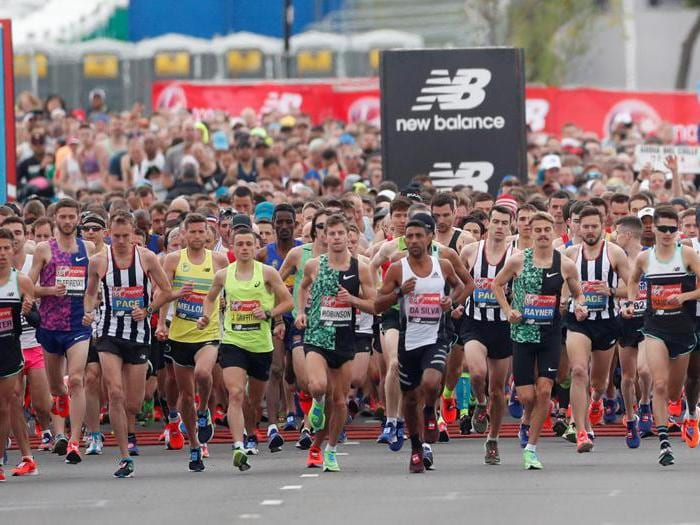 Londra, in 40mila per la maratona