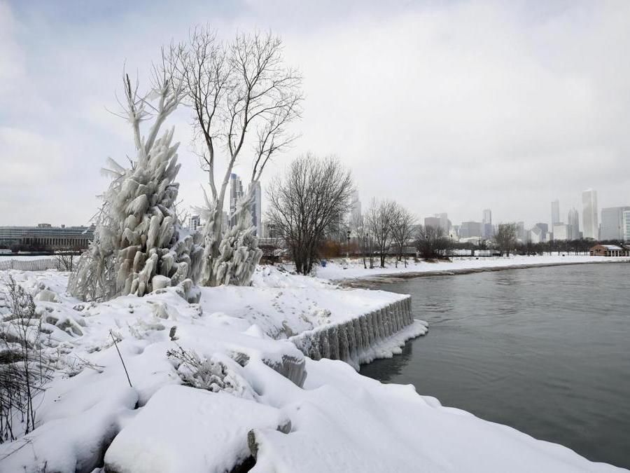 Sun & Snow – Michigan, USA   Kiki Lab