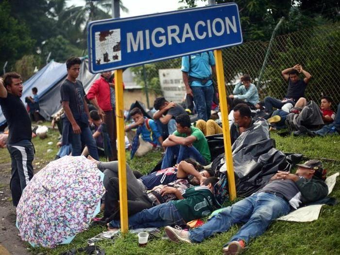 Migranti, l'onda umana dall'Honduras che sogna l'America