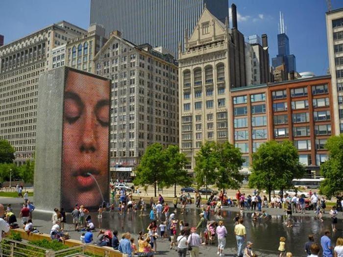 New York e Chicago, ecologia, cultura liberal e grande freddo