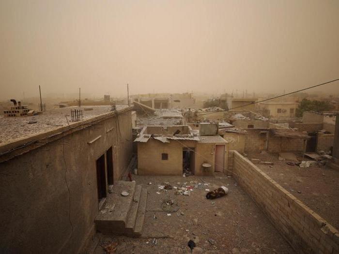 Onu: a Raqqa «sconvolgente perdita di civili»