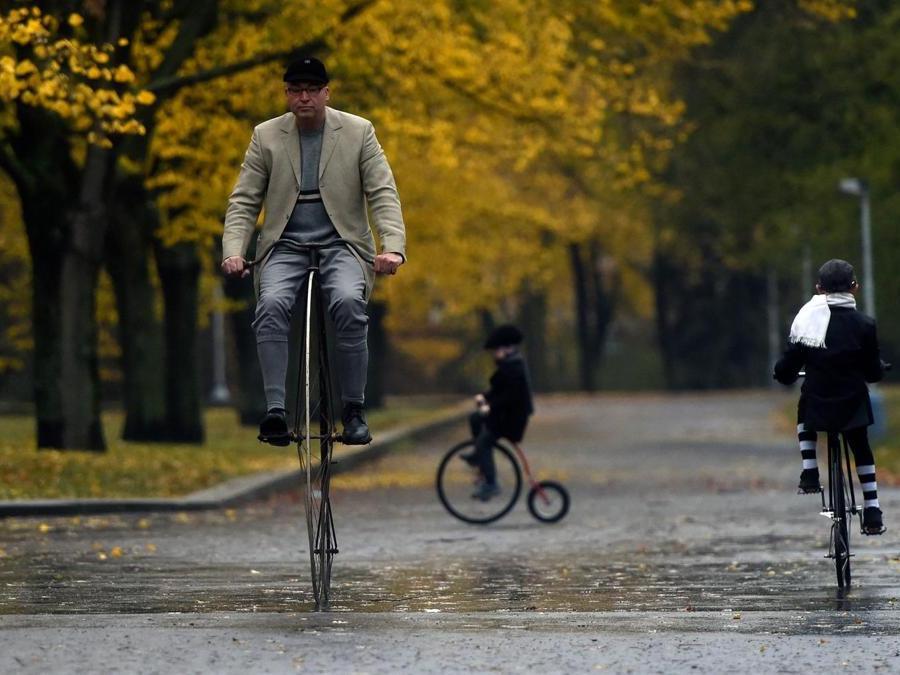 (Photo by Michal CIZEK / AFP)