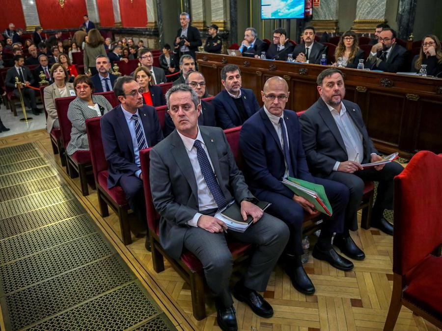 Madrid, Suprema Corte (Reuters)