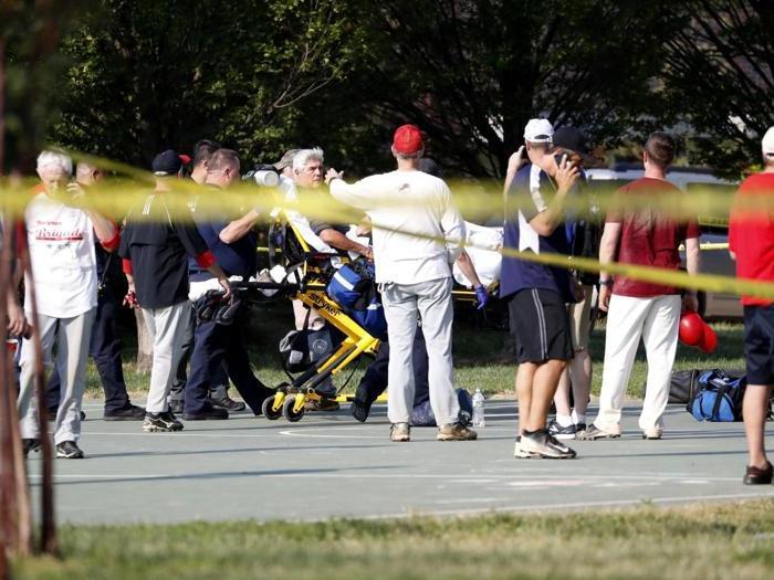 Sparatoria ad Alexandria (Virginia): ferito il capogruppo dei Repubblicani Steve Scalise