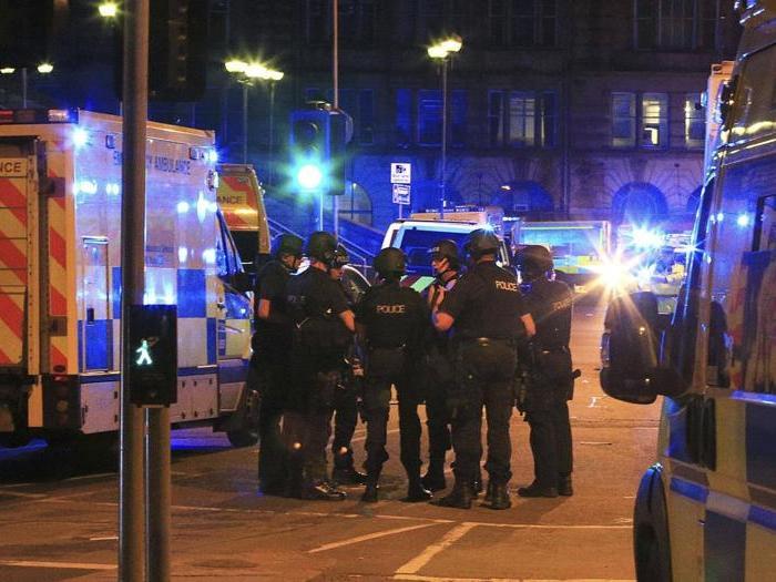 Terrore a Manchester: esplosione e vittime al concerto di Ariana Grande