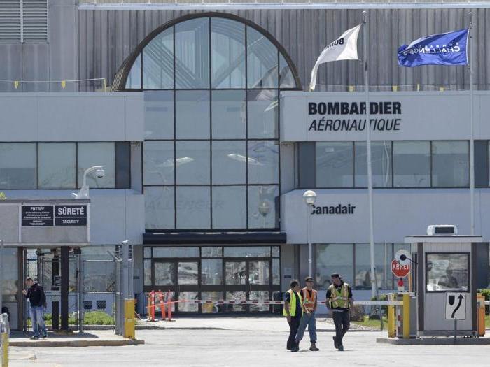 Trump alza un muro contro gli aerei Bombardier