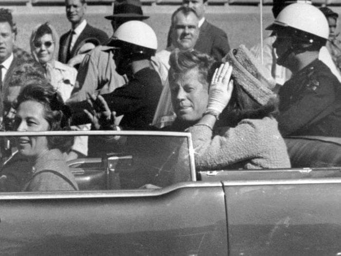 Trump: ecco i segreti dell'omicidio Kennedy