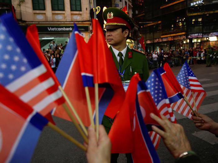 Usa-Nord Corea, vertice in Vietnam tra Donald Trump e Kim Jong Un