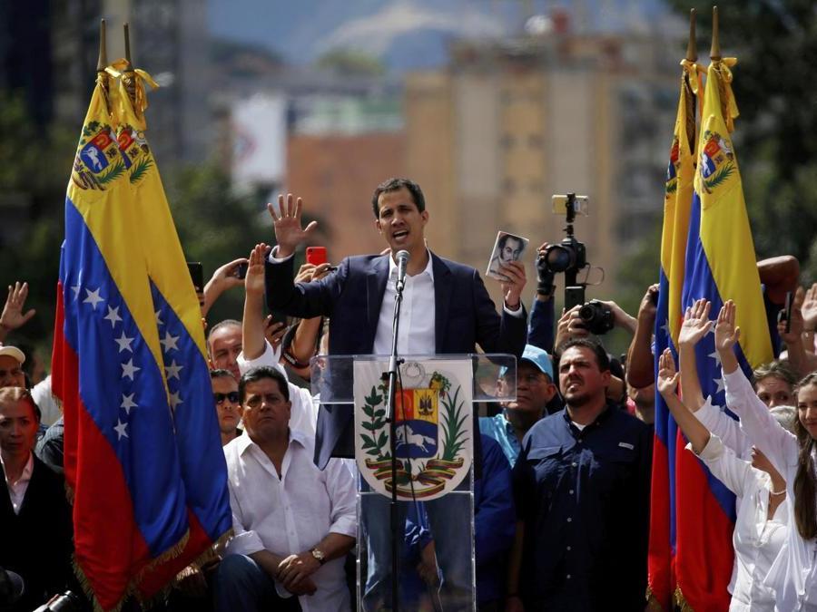 Juan Guaido(AP Photo/Fernando Llano)