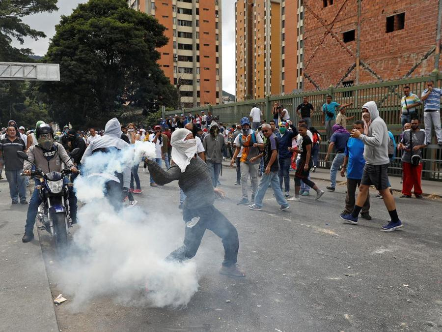 (REUTERS/Manaure Quintero)