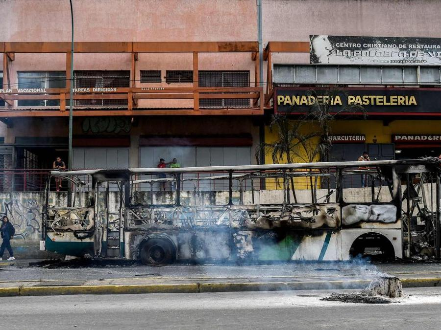 (Photo by Luis ROBAYO / AFP)