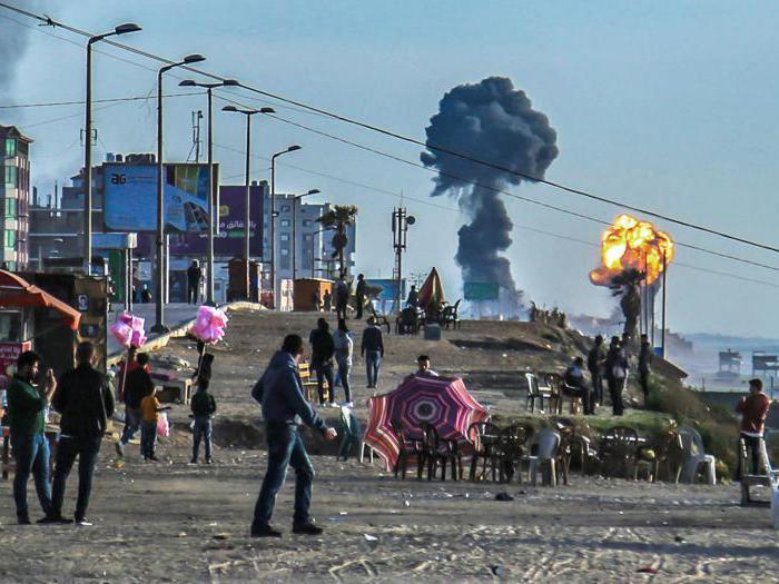 Venti di guerra nella Striscia di Gaza