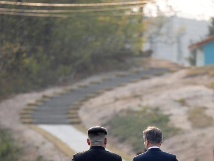 Vertice storico tra le 2 Coree