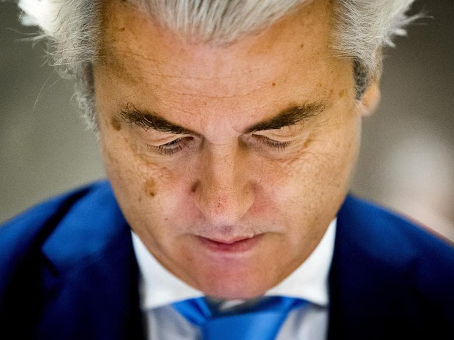 Geert Wilders  - PVV (Koen van Weel/AFP)