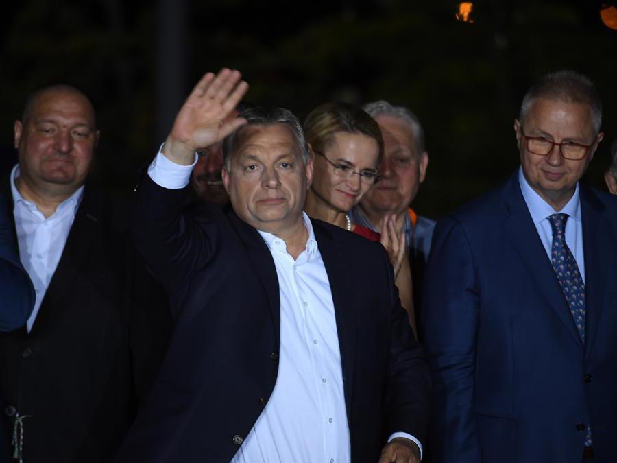 Viktor Orban - Fidesz  (Attila Kisbenedek/Afp)