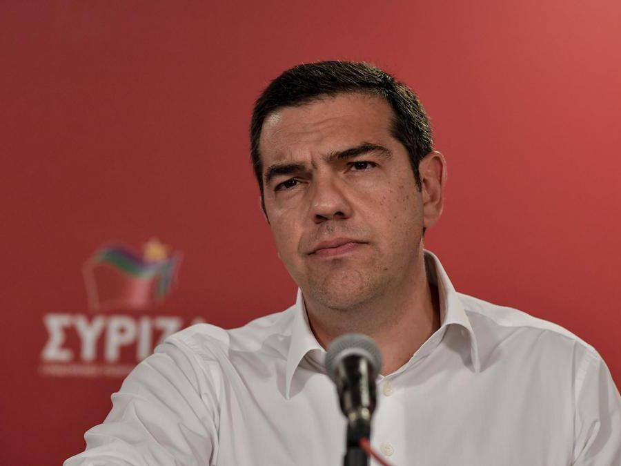 Alexis Tsipras - Syriza  (Louisa  Gouliamaki/Afp)