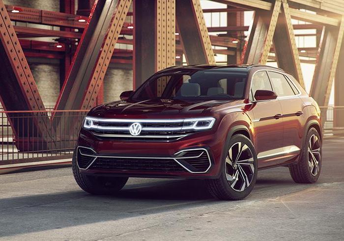 Atlas Cross Sport, il suv coupé firmato Volkswagen