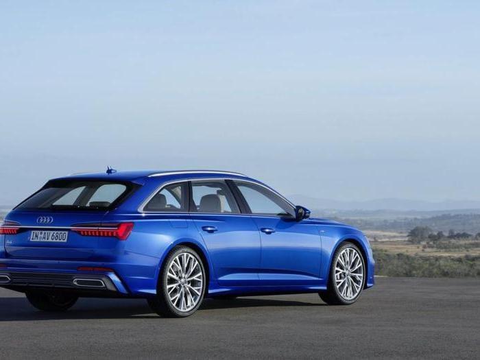 Audi A6 Avant, la nuova generazione della wagon dei Quattro anelli