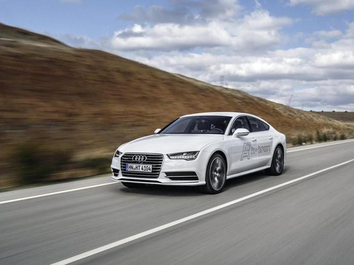 "Audi A7 Sportback, una gran turismo ""digitale"""