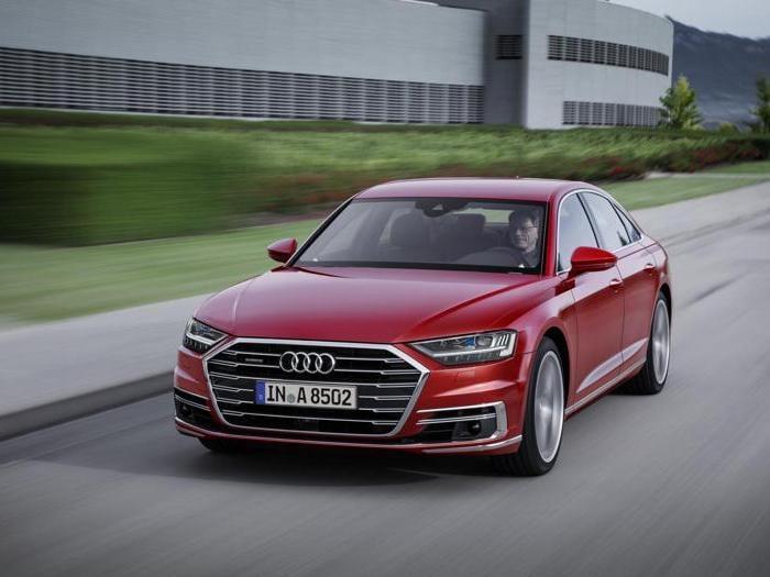 Audi A8, la nuova ammiraglia che guida da sola