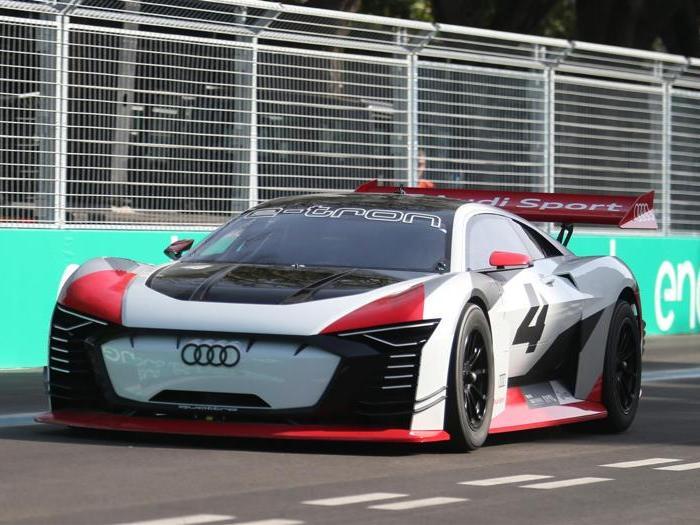 Audi e-tron Vision Gran Turismo, la supercar virtuale diventa realtà