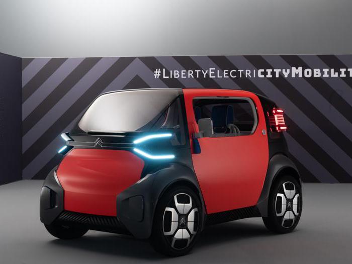 Citroën Ami One: la microcar elettrica che si guida a 16 anni