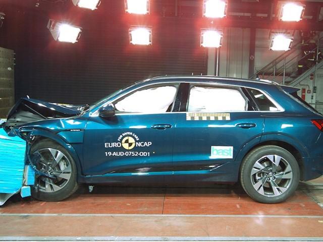 Crash test Euro Ncap 2019, i risultati