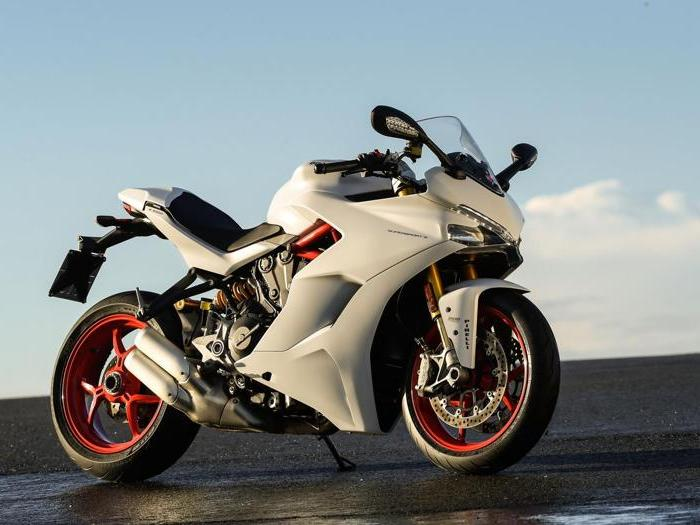 Ducati Supersport, ecco come va la nuova creatura di Borgo Panigale