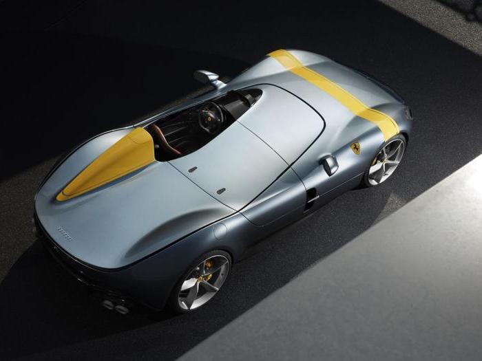 Ferrari Monza, le foto delle nuove fuoriserie iconiche