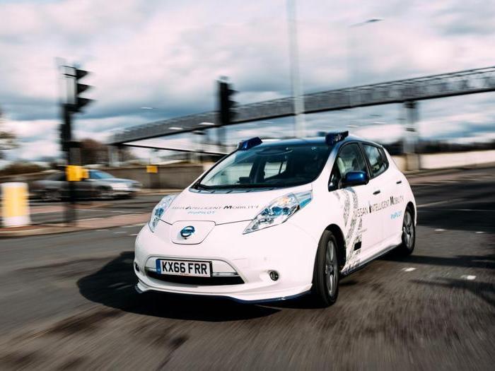 Guida autonoma, Nissan inizia i test in Europa