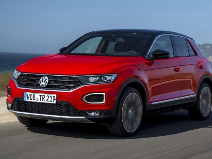 I modelli e i concept più recenti del gruppo Volkswagen