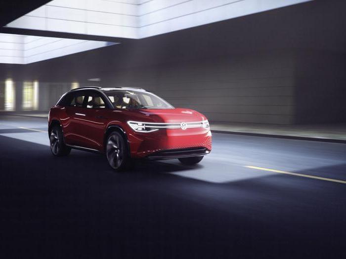 ID. ROOMZZ, debutta il prototipo del suv elettrico firmato Volkswagen