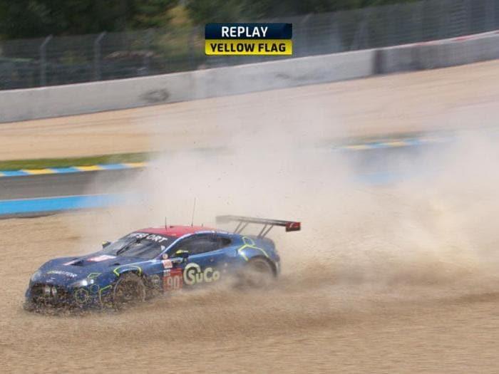 Le foto più emozionanti della 24 Ore di Le Mans