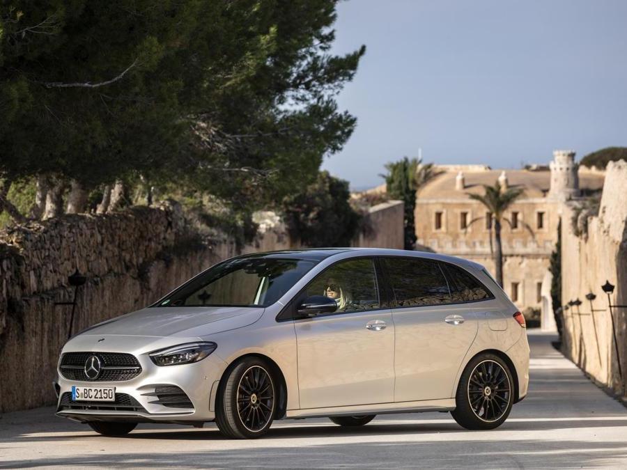 Mercedes-Benz B 200 d