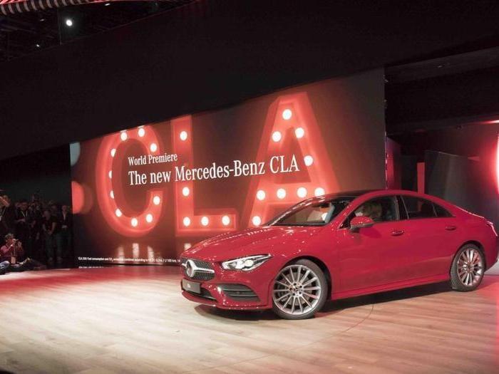 Mercedes Classe CLA, debutta al Ces 2019 la seconda generazione