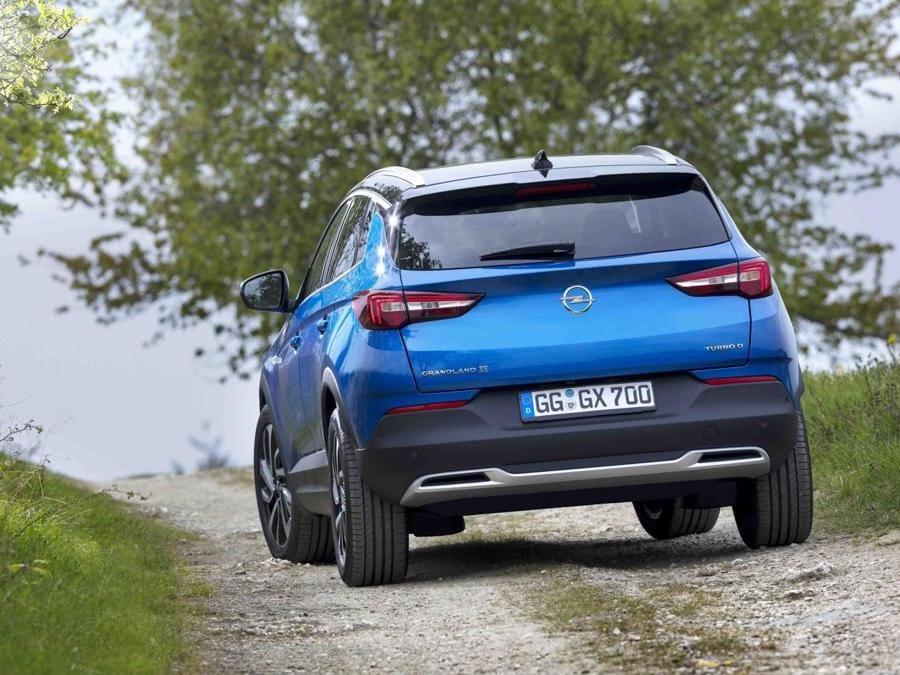 Opel Grandland X: come va e quanto costa - Il Sole 24 ORE