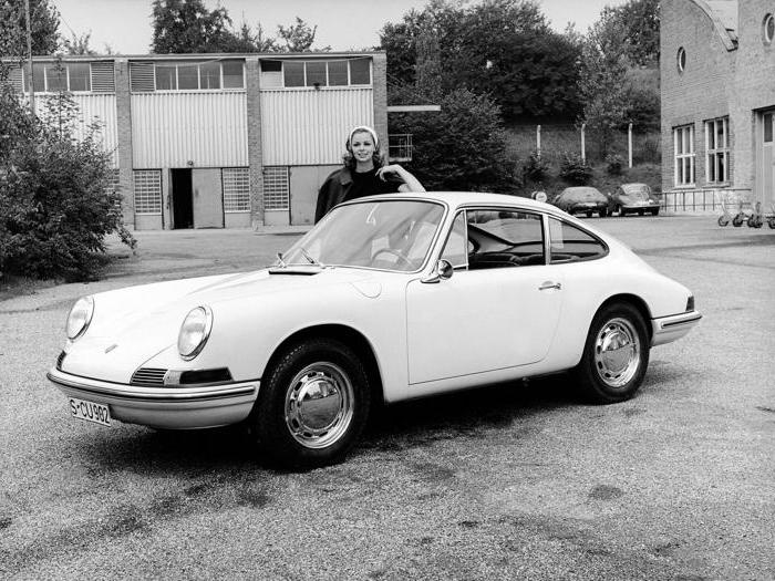 Porsche 911, la storia di un mito