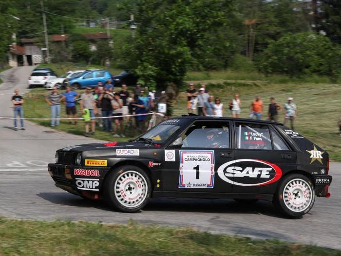 Rally Campagnolo, dietro le quinte di una gara con una grande storia