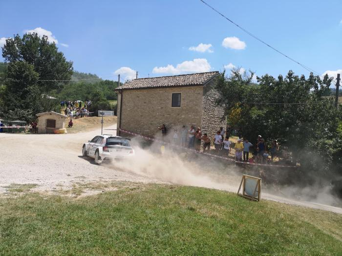 Rally San Marino, tanti colpi di scena e vittoria per Ceccoli