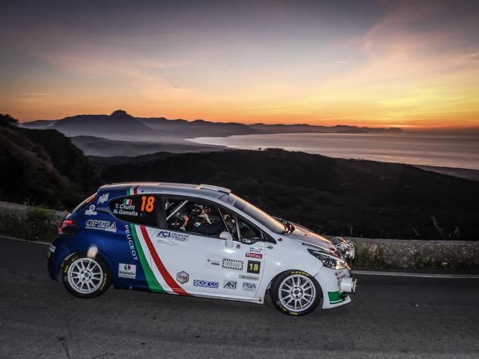 Rally Targa Florio, le foto più belle della 103esima edizione