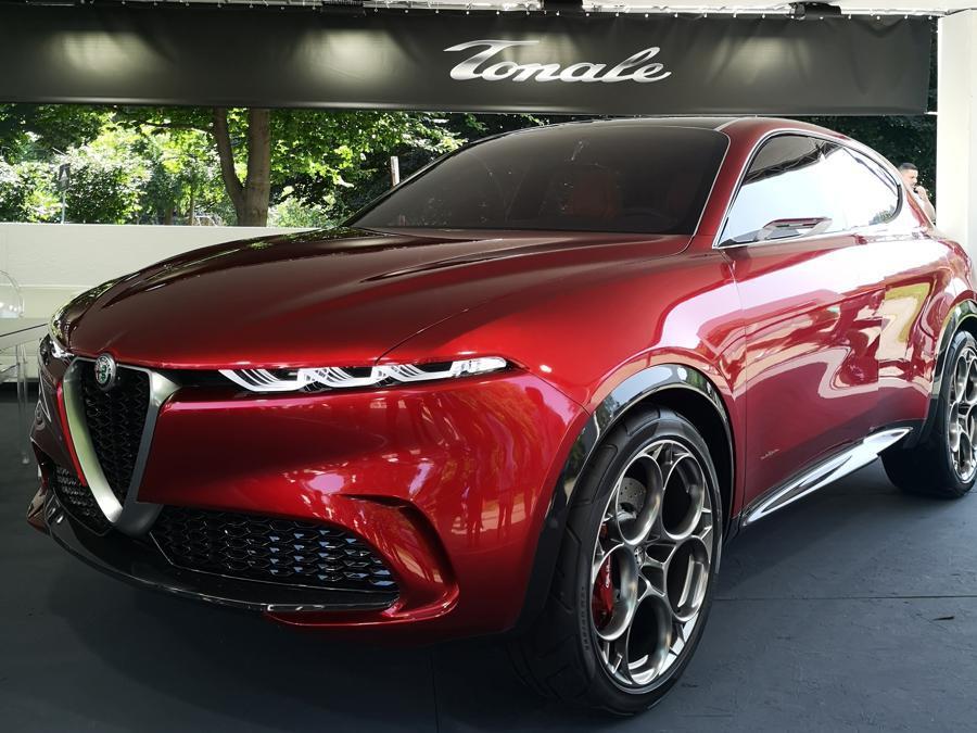 Alfa Romeo Tonale (Giulia Paganoni)