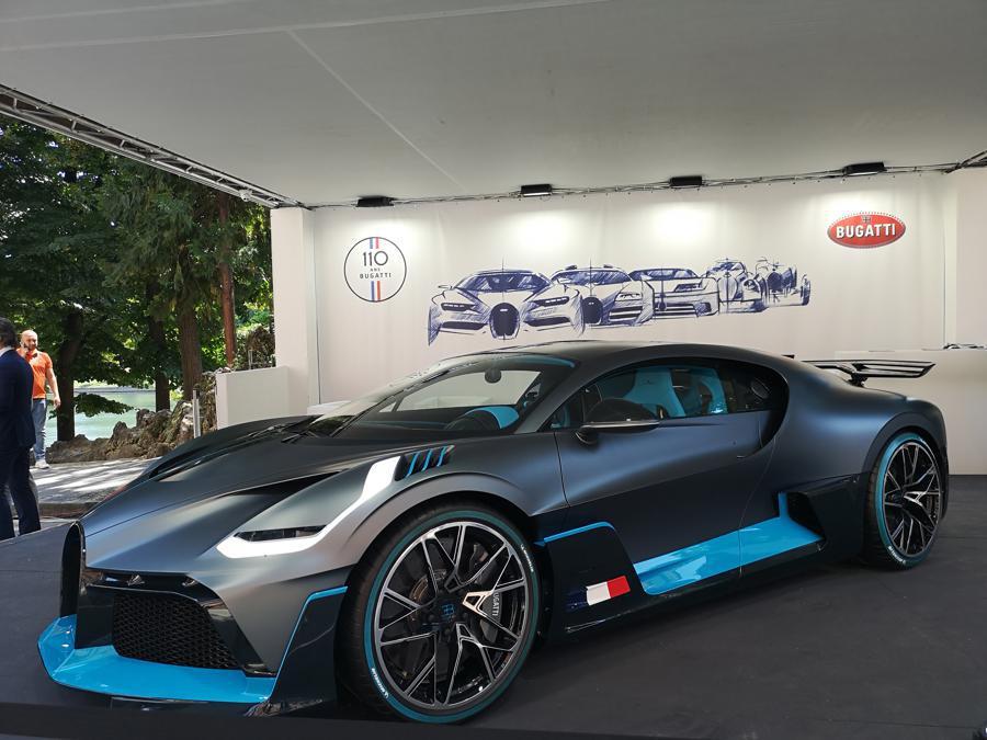 Bugatti Divo (Giulia Paganoni)