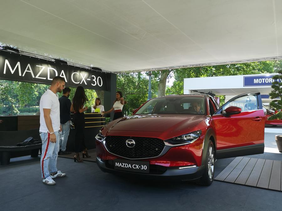 Mazda CX-30 (Giulia Paganoni)