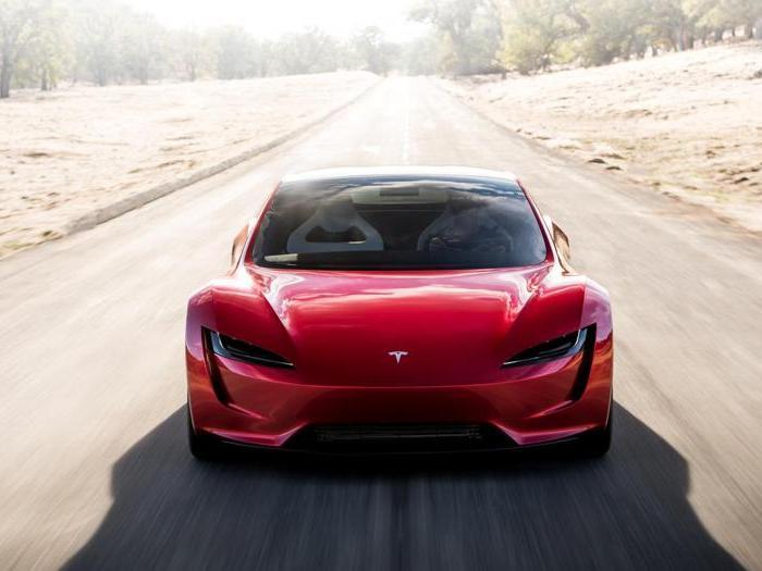 Tesla Roadster, il nuovo sogno di Elon Musk